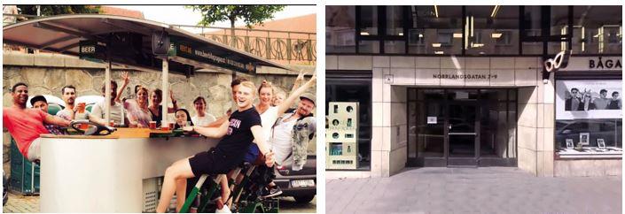 Du och dina härliga och kompetenta kollegor på Bonnier Publications arbetar (normalt) på Norrlandsgatan 7.  Mitt i centrala Stockholm. Nära bra lunchrestauranger, gym och kommunikationer.